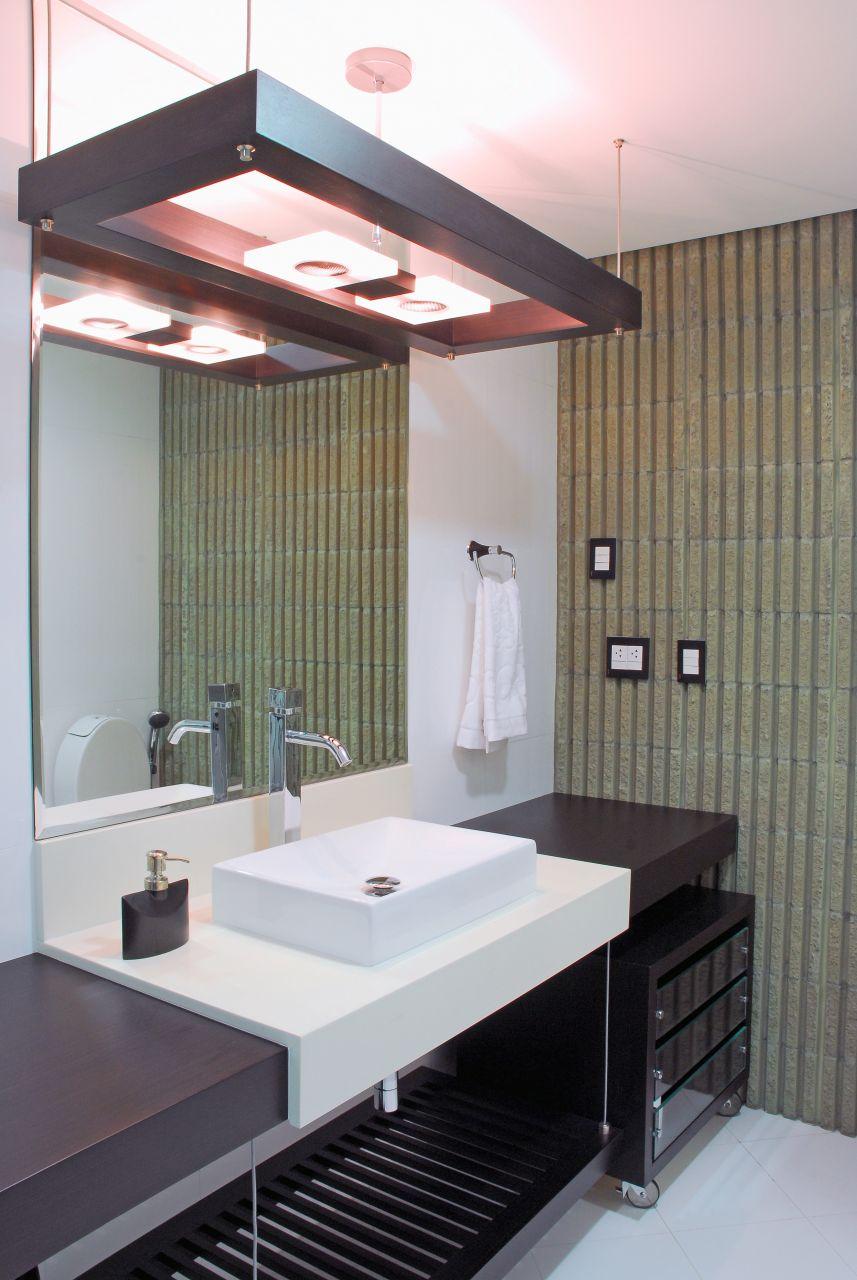 suite solteiro banheiro